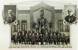 Feuerwehr Thale 1911