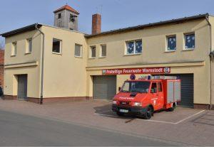 Feuerwehr Warnstedt-TdoT