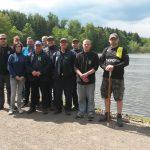 Jugendwartwanderung 2015 Friedrichhsbrunn