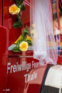 Hochzeit Feuerwehr